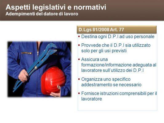 Dispositivi Protezione Individuale Roma
